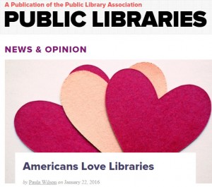 America Loves Libraries